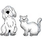 Svartbäckens Veterinärpraktik logo