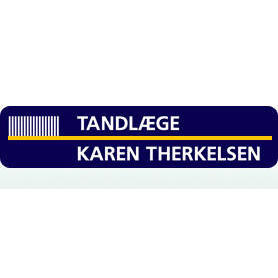 Tandlæge Karen Therkelsen logo