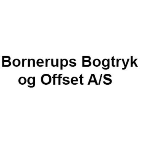 Bornerups Bogtryk og Offset A/S logo
