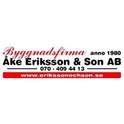 Åke Eriksson & Son Byggnadsfirma AB logo