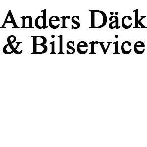 Anders Däck & Bilservice logo