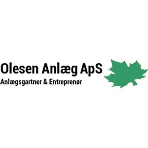 Olesen Anlæg ApS logo