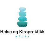Måløy Helse og Kiropraktikk AS logo