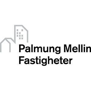 Palmung Mellin Fastigheter AB logo
