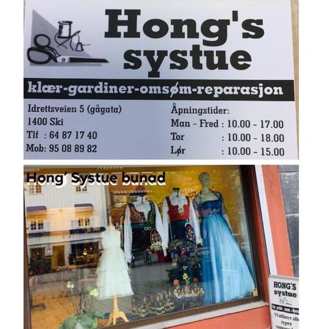 Hong's Systue logo