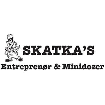 Skatka's Entreprenør & Minidozer logo