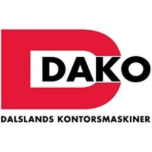Dalslands Kontorsmaskiner Dako AB logo