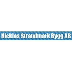 Nicklas Strandmark Bygg AB logo