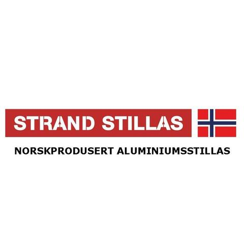 Strand Stillas AS logo