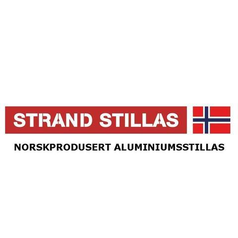 Strand Stillas AS logo