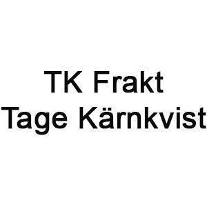 TK Frakt Tage Kärnkvist logo