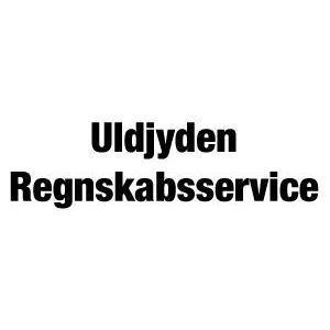 Uldjyden Regnskabsservice logo