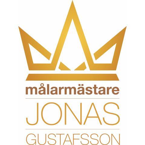 Målarmästare Jonas Gustafsson AB logo