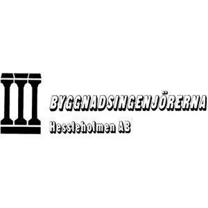 Byggnadsingenjörerna Hessleholmen AB logo