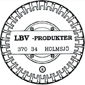 L B V-Produkter HB logo
