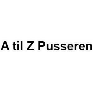 A til Z Pusseren logo