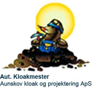 Aunskov Kloak og Projektering ApS logo