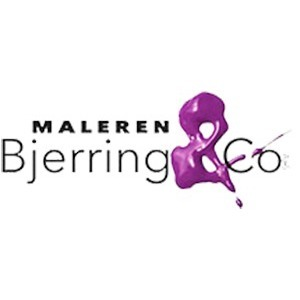 MALEREN Bjerring & Co ApS logo