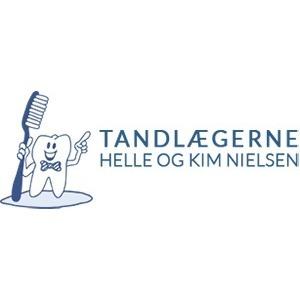 Tandlægerne Helle & Kim Nielsen logo