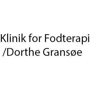Klinik for Fodterapi /Dorthe Gransøe logo