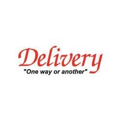 Halmstad DELIVERY AB logo