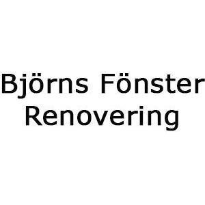 Björns Fönster Renovering logo