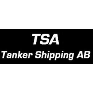 Tanker Shipping AB, TSA logo