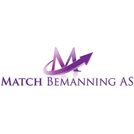 Match Bemanning AS logo