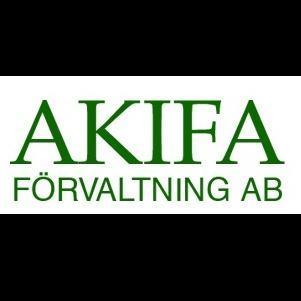 AKIFA Förvaltning AB logo
