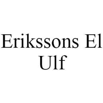 Erikssons El, Ulf logo
