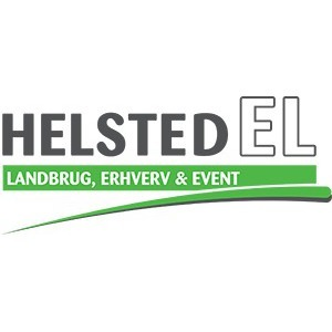 Helsted El ApS logo