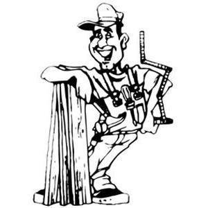 Tømrer- og snedkermester Kenneth Madsen logo