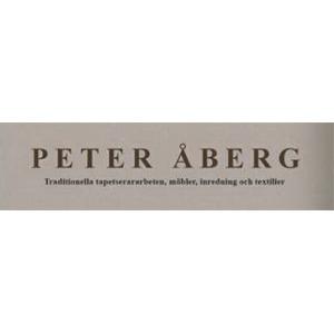 Tapetseraremästare Peter Åberg logo