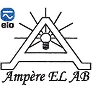 Ampére El I Halmstad AB logo