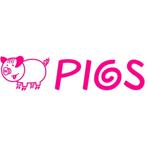 PIGS - Billedverksted for digitaltrykk logo