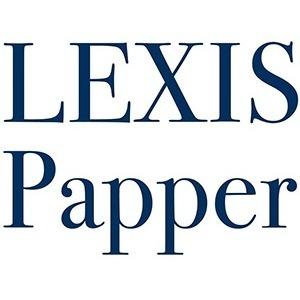 Lexis Papper logo