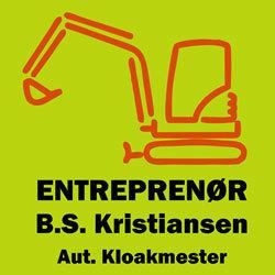Entreprenør Bs Kristiansen ApS logo