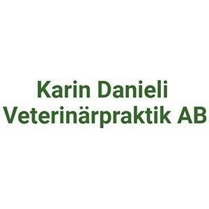 Karin Danieli Veterinärpraktik AB logo