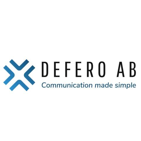 Defero AB logo
