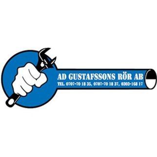 AD Gustafssons Rör AB logo