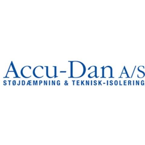 Accu-Dan A/S - Støjdæmpning logo