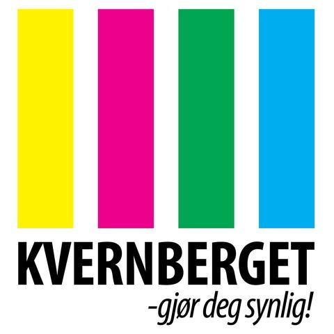Kvernberget Print og Reklame AS logo