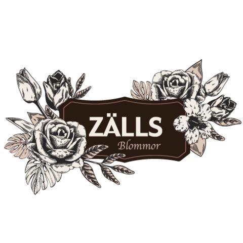 Zälls Blommor logo