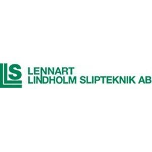 Slipteknik AB, Lennart Lindholm logo