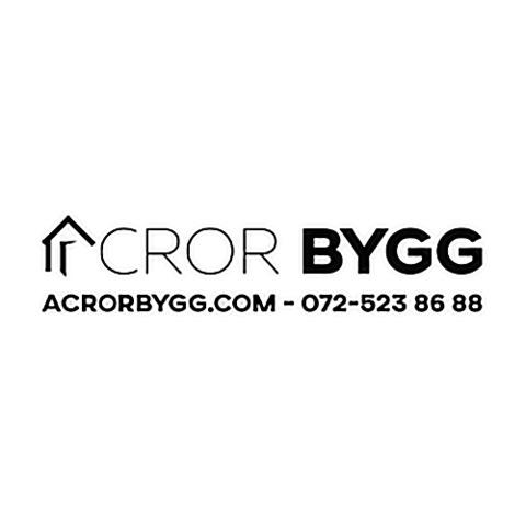 Acror Bygg AB logo