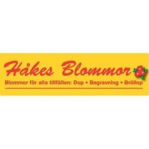 Håkes Blommor logo