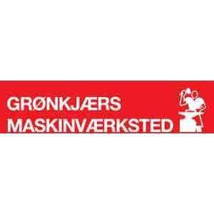 Grønkjærs Maskinværksted logo
