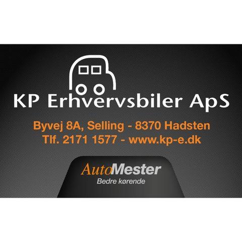 KP Erhvervsbiler ApS logo