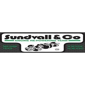 Sundvalls Motorrenovering logo