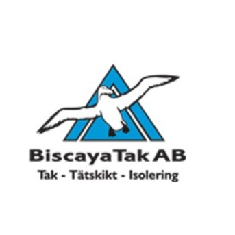 Biscaya Tak AB logo